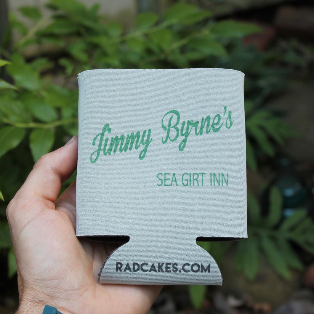 Jimmy Byrne's Sea Girt Inn koozie