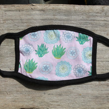 Succulent Pattern Face Mask (Child & Adult sizes)