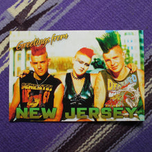 nj punk rock postcard by radcakes