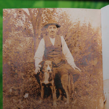 PETS Booklet #1: A collection of antique pet photos