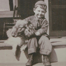 PETS #1: A collection of antique pet photos