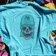 cat hat skull shirt design for only $5 cheap sale by radcakes.com