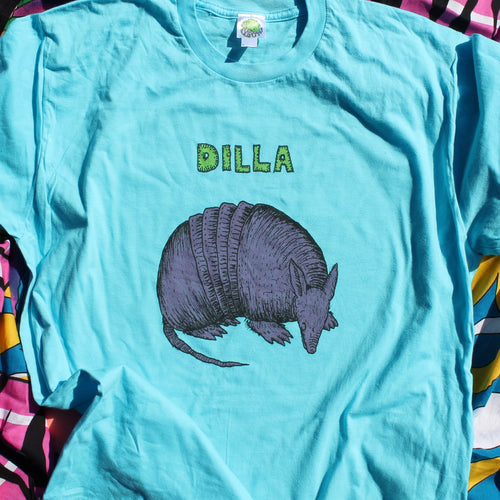 armadillo shirt design for sale for $5 by radcakes manasquan nj