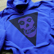 Royal Misfit hooded sweatshirt
