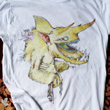Monster art by Ryan Wade, available on tshirts at radcakes.com