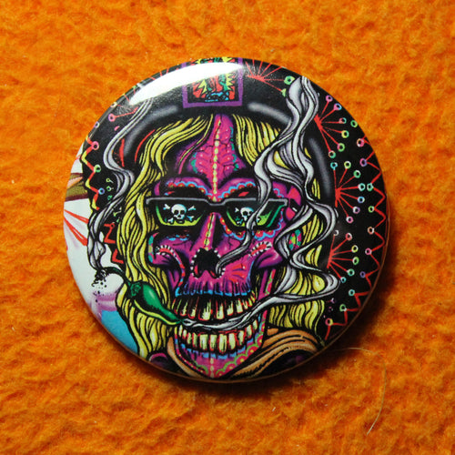 Christian Fletcher Surf Art Skull 2.25