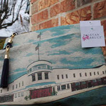 The Osprey clutch bag