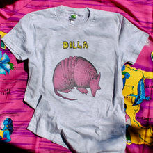 armadillo tshirt design artwork for sale by radcakes MANASQUAN nj DILLA