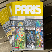 Paris Street Art book by Ryan Wade RAD STUDIO Hammerhead Press