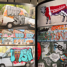 Paris Street Art book