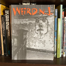 Weird NJ #9 magazine for sale Travel Guide to New Jersey Local Legends rare book
