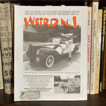 Old Weird NJ Magazines for sale RAD Shirts Manasquan New Jersey ephemera shop