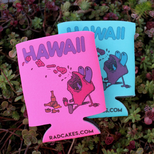 Funny Hawaiian Beer Koozie for sale Hawaii brewery