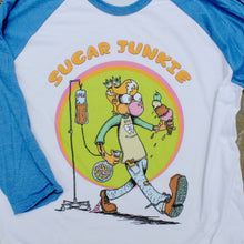Sugar Junkie 3/4 sleeve shirt