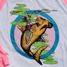 Shark Warrior 3/4 sleeve shirt