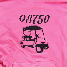 08750 Golf Cart crewneck sweatshirt for sale Sea Girt NJ