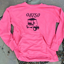Sea Girt 08750 Golf Cart crewneck sweatshirt by Radcakes