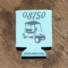 Sea Girt Golf Cart koozie