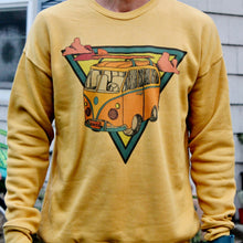 Surf Bus Crewneck