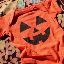 Baby Halloween costume for sale Pumpkin onesie Jack O Lantern sale