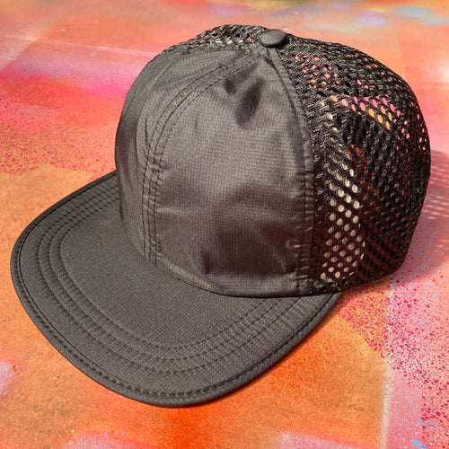 Breathable mesh trucker cap water resistant hiking fashion hipster outdoorsman cap