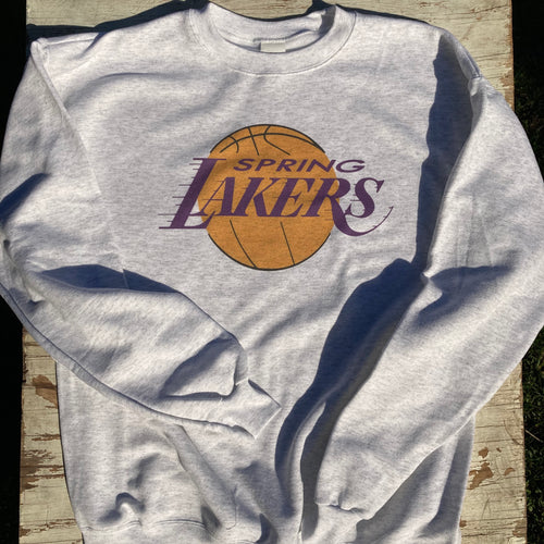 Spring Lakers Parker House Sea Girt NJ New Jersey Shore bar drink sweatshirt Gods Basement Barstool Sports