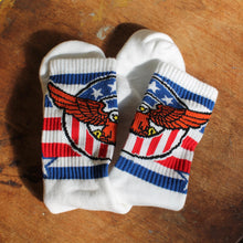 American Bald Eagle tube socks for sale Retro skateboarding fashion style