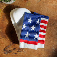 American Flag tube socks for sale retro style skateboarding fashion