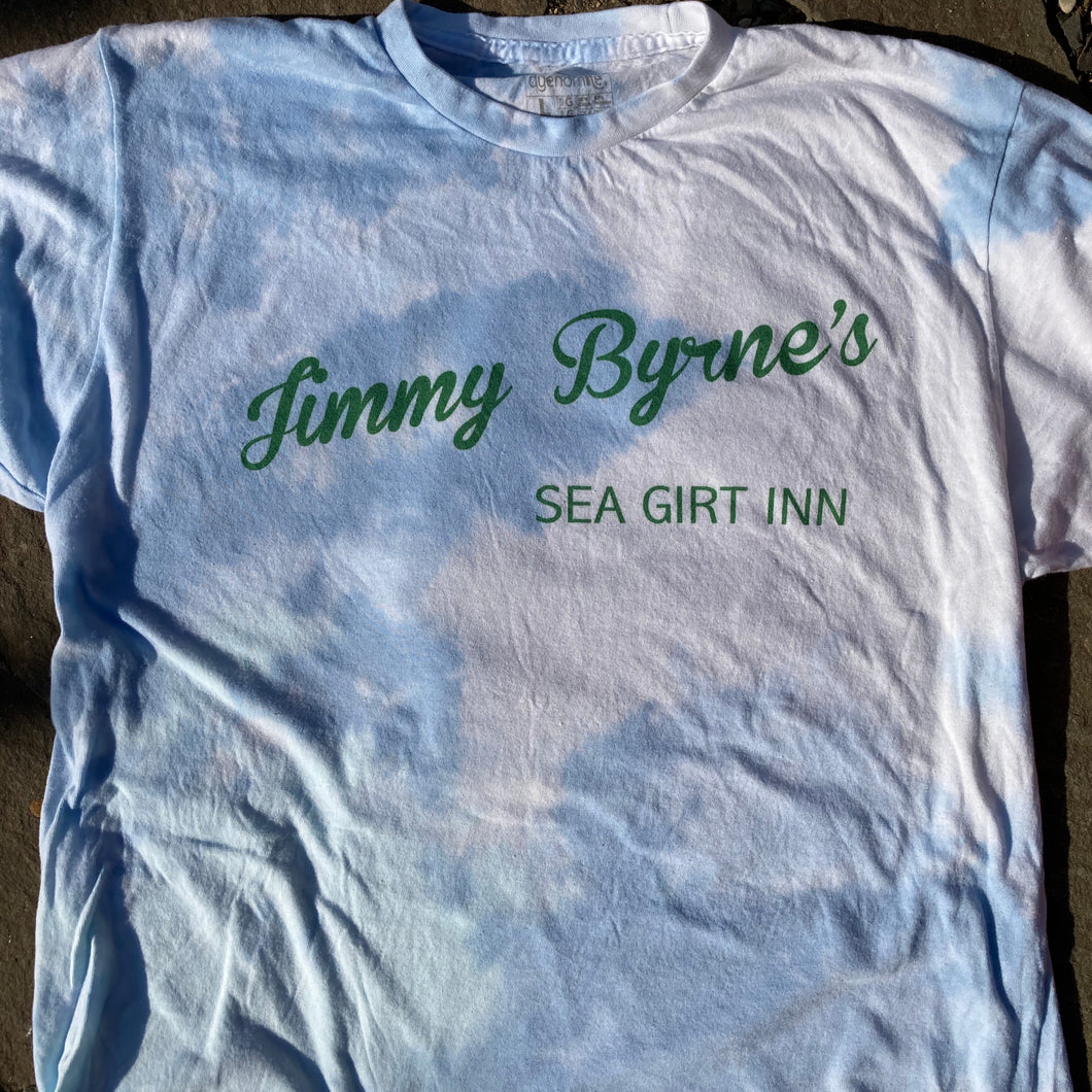 Jimmy Byrnes Sea Girt Inn tie dye shirt (LARGE)