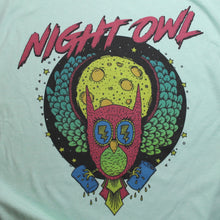 Night Owl shirt design late night beer drinking shirt by Radcakes