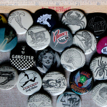 "1.25"" Custom Pinback Buttons with your Design or Logo"