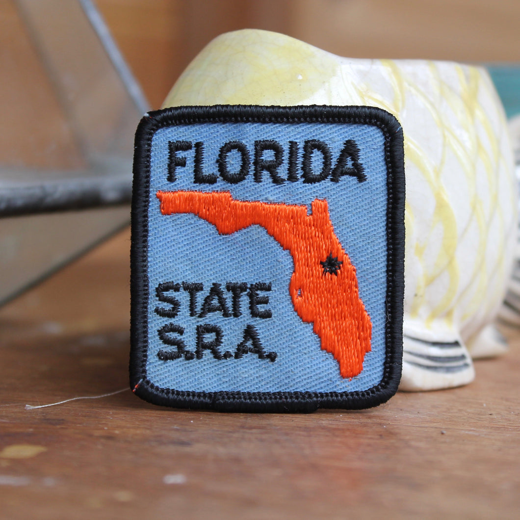 Florida State SRA patch for sale S.R.A.