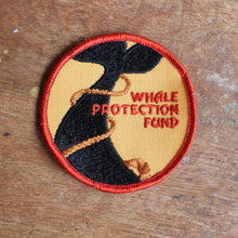 Whale Protection Fund patch for sale