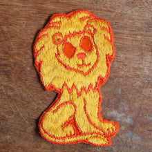 Vintage lion patch for sale