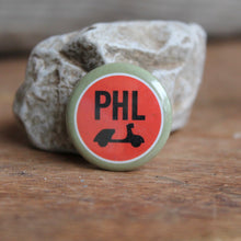Philly Scooter pin