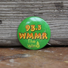 93.3 WMMR The Who pin