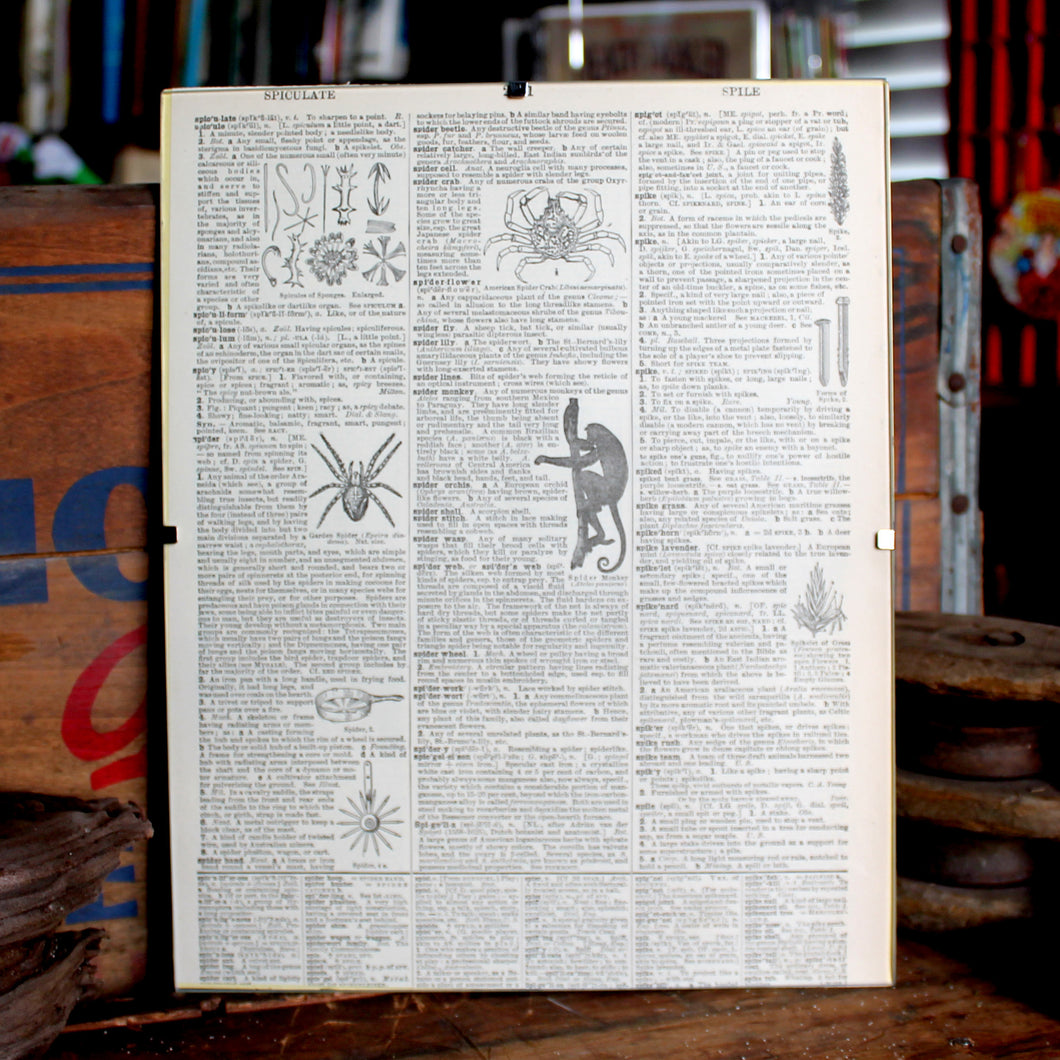 Antique 1920 Encyclopedia
