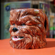 1983 Hand painted Chewbacca mug