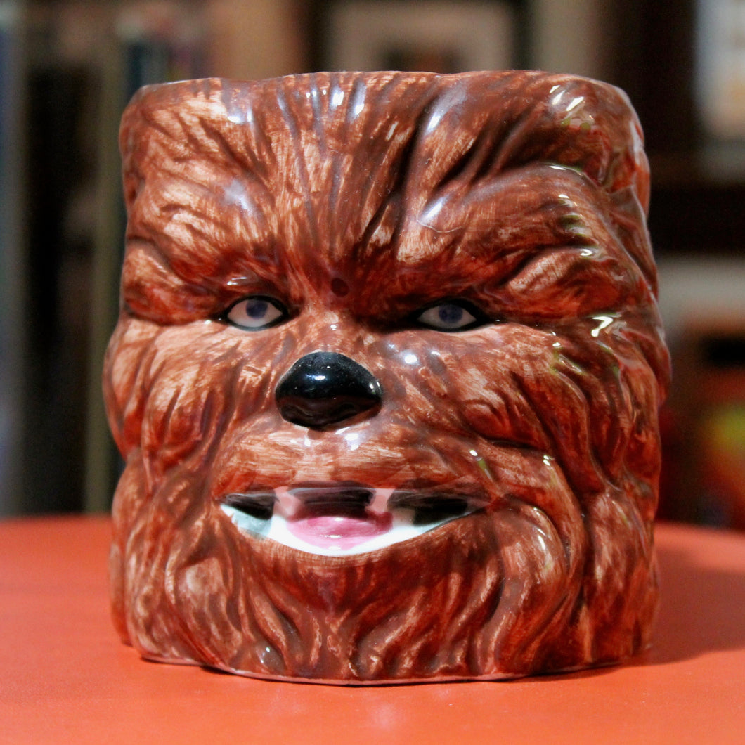 Vintage Chewbacca coffee mug for sale Star Wars Return of the Jedi
