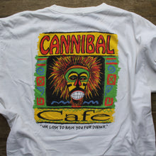 Cannibal Cafe shirt
