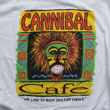 Cannibal Cafe shirt for sale We Love To Have You For Dinner