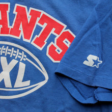 1987 New York Giants Super Bowl XXL shirt