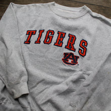 Auburn University Tigers women's crewneck sweatshirt