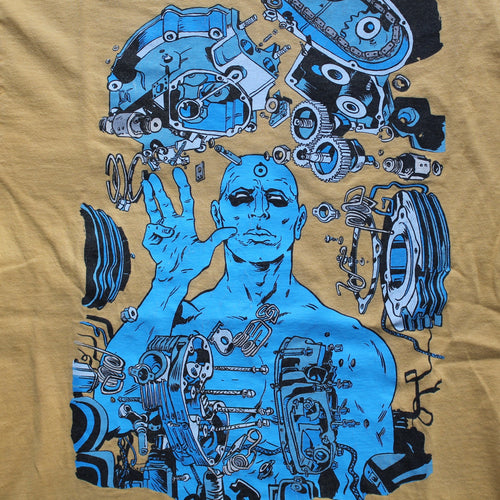 Watchmen: Doctor Manhattan shirt