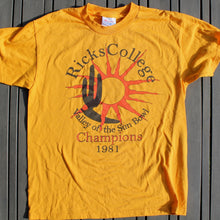 Ricks College: Valley of the Sun Bowl Champions shirt