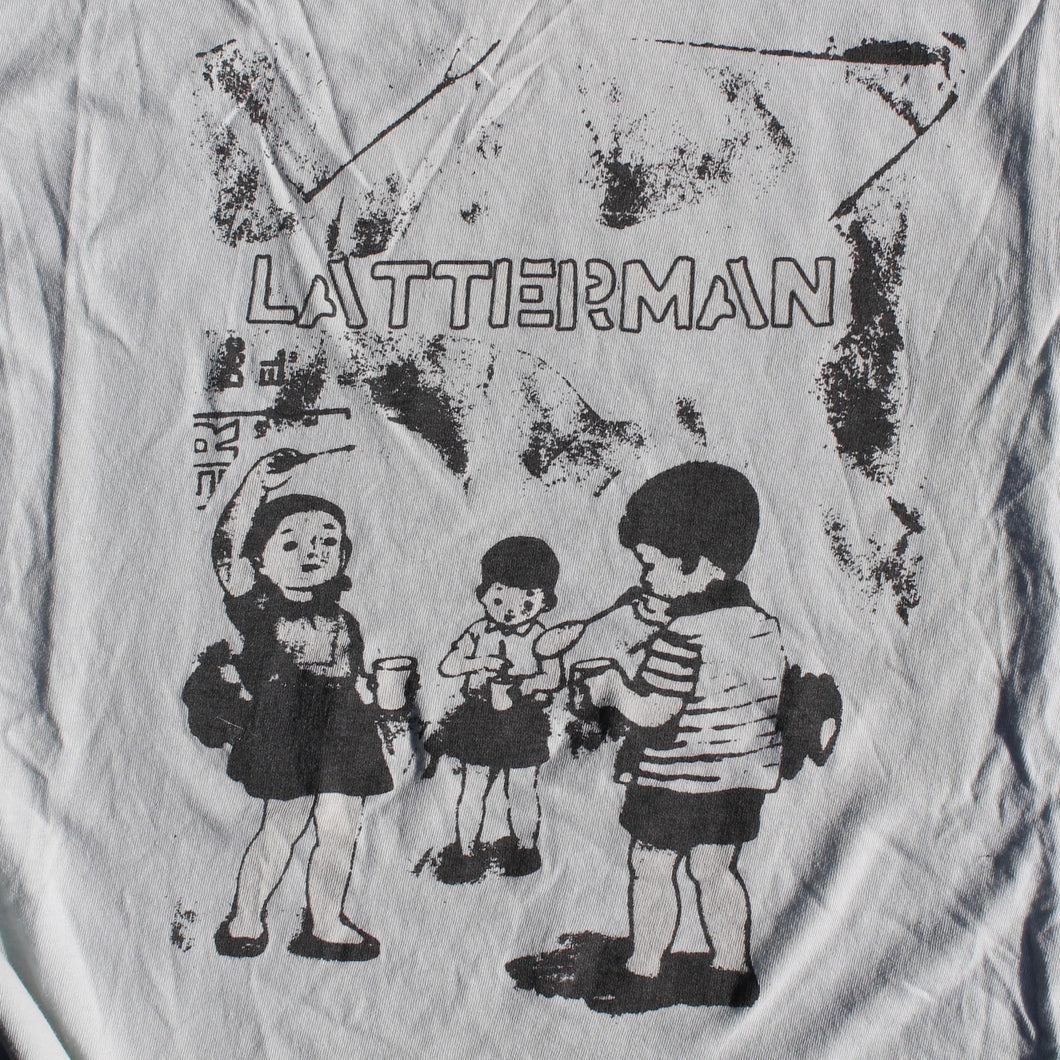 Latterman shirt for sale vintage band concert tshirt