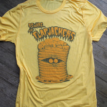 Funny pancake lovers shirt design for sale flapjacks panners