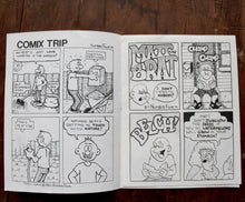 Toxic Comix / Issue 4 / 1990