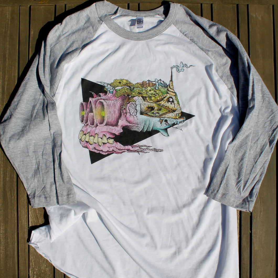 Shirt design by Ryan Wade and available for sale at Radcakes.com