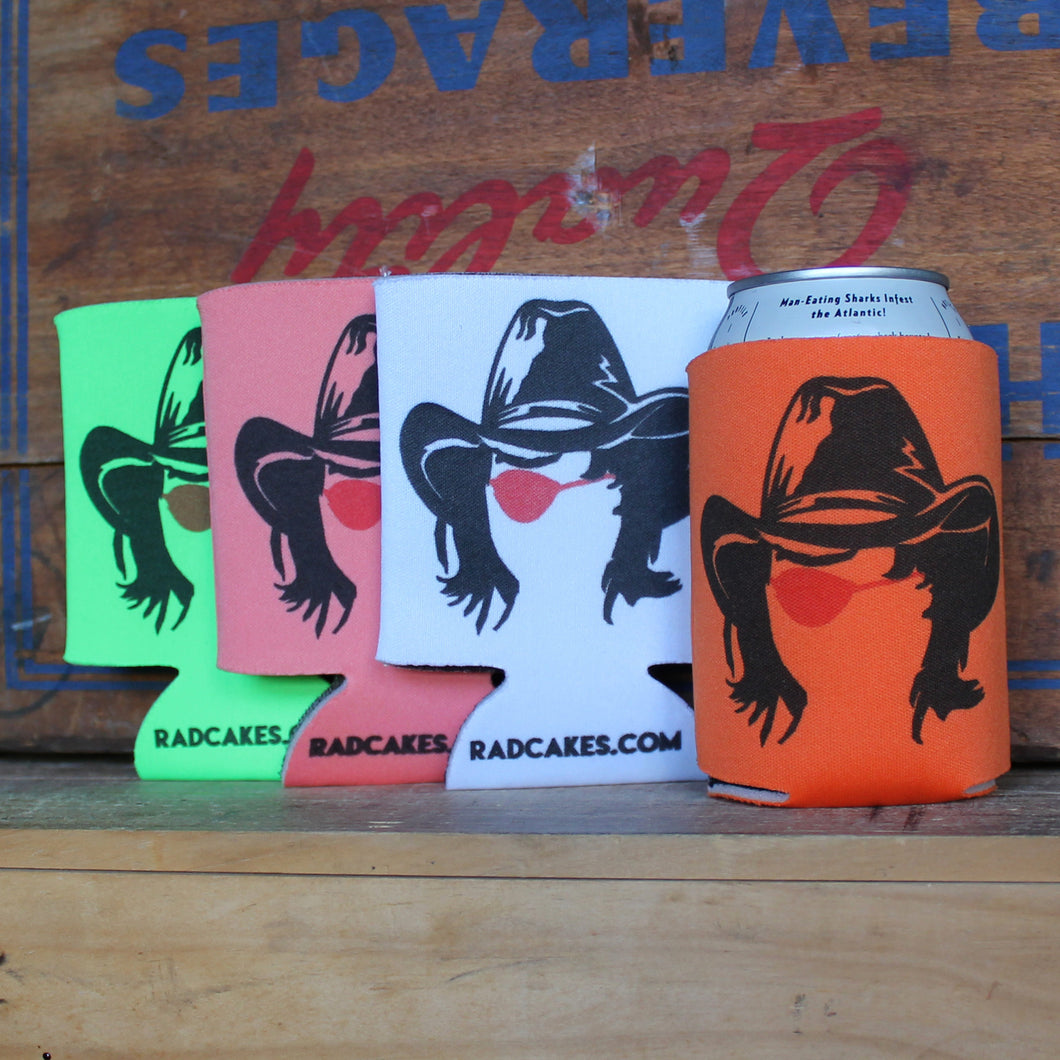 Carl Grimes Walking Dead koozie for tailgate or parties by RadCakes in Manasquan NJ